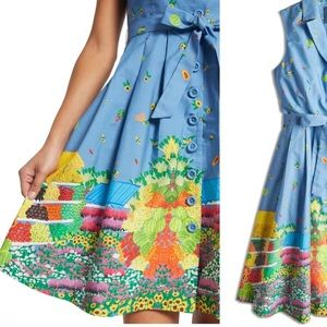 ModCloth community brunch picnic dress